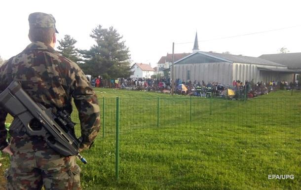 В Словению прибыло рекордное количество мигрантов