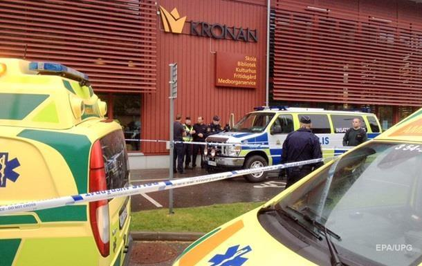 Преступник, напавший на школу в Швеции, был в костюме из Звездных войн