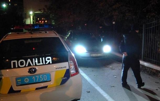 В одесской полиции объяснили оцепление здания ГАИ