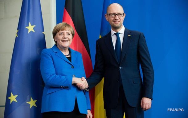 Меркель: ЗСТ между ЕС и Украиной не навредит РФ