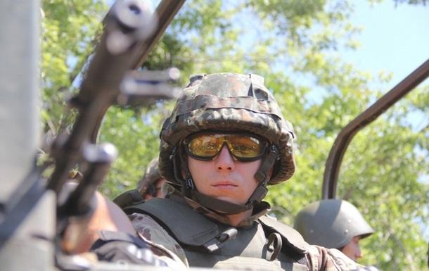 Не все военные в зоне АТО смогут проголосовать