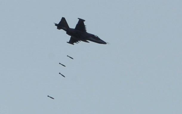 Самолеты РФ разбомбили мост через Евфрат