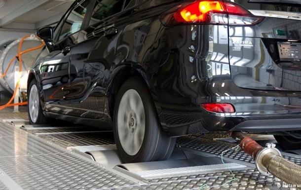 Экологи потребовали проверить Opel Zafira