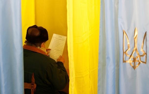 В участкоме Харьковской области потеряли 500 бюллетеней
