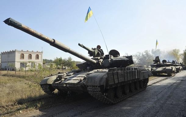 Сутки в АТО: неспокойно вблизи Донецка и Песках