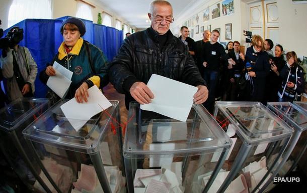 В Запорожье ожидают второй тур выборов