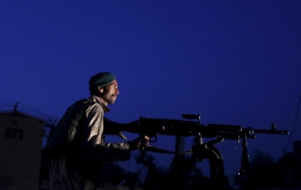 В Афганістані повідомили про знищення близько 100 бойовиків