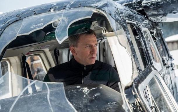 На экраны выходит картина 007: Спектр
