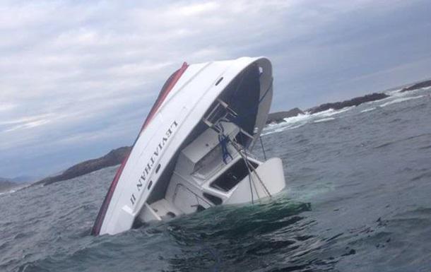 Крушение судна в Канаде: погибли пятеро британцев