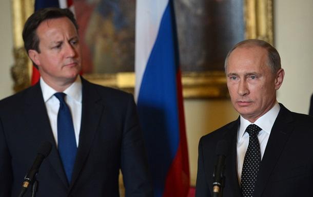 Лондон: Отношения с Москвой ухудшились из-за Крыма и Сирии