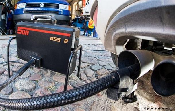 VW финансировал исследования о безвредности дизелей