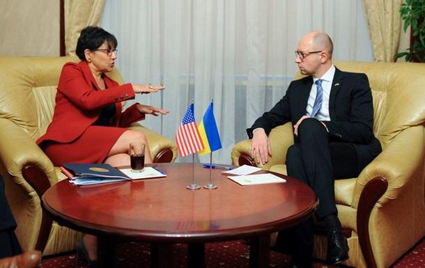 Яценюк рассказал, какие американские компании будут работать в Украине