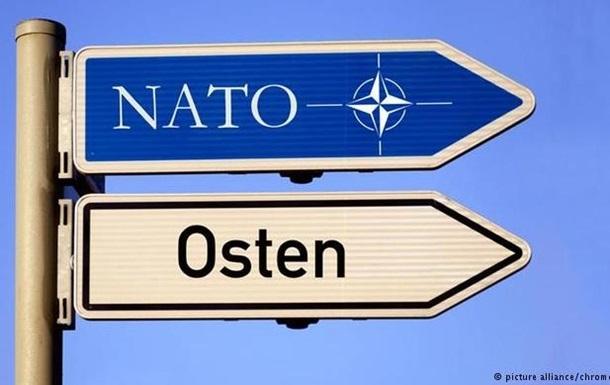 Восточная Европа хочет расширения присутствия НАТО
