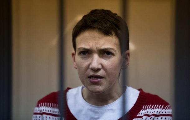 Опубликовано видео первого допроса Савченко в РФ