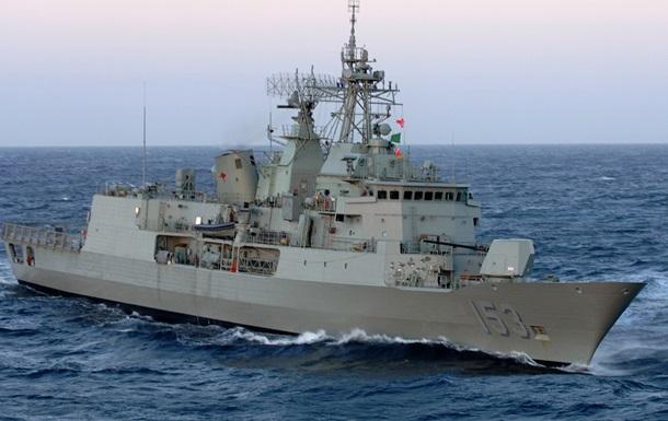 Австралия и Китай проведут совместные военно-морские учения