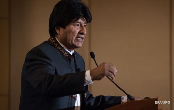 Лидер Боливии призвал отказаться от  капиталистических  пластиковых пакетов