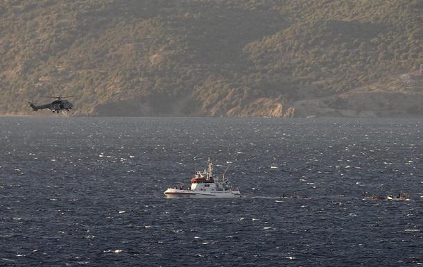 Возле Лесбоса затонула лодка с мигрантами: трое погибших