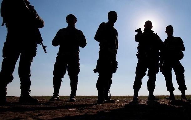 Из плена освобождены девять украинских бойцов