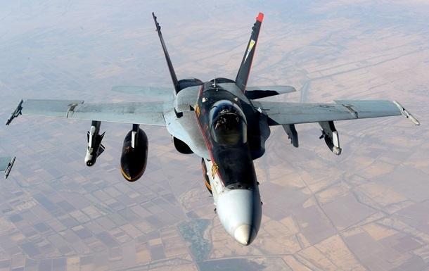Американцы нанесли 13 авиаударов  в Ираке