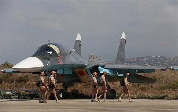 Россия отчиталась о месяце операции в Сирии