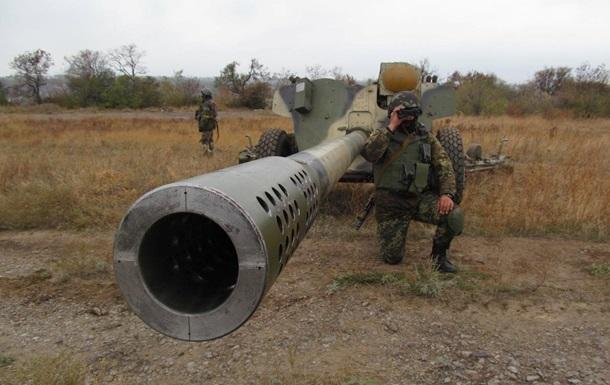 Военные заявили о завершении отвода артиллерии