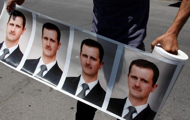 Судьбу Асада решит сирийский народ – Лавров