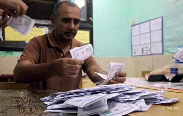 На парламентские выборы в Египте пришло 26% избирателей
