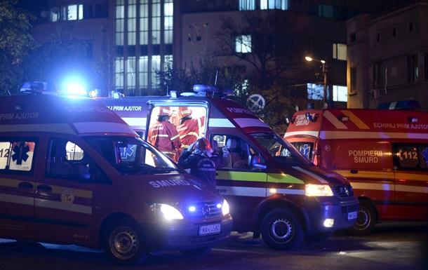 Взрыв в Бухаресте: число раненых достигло 200