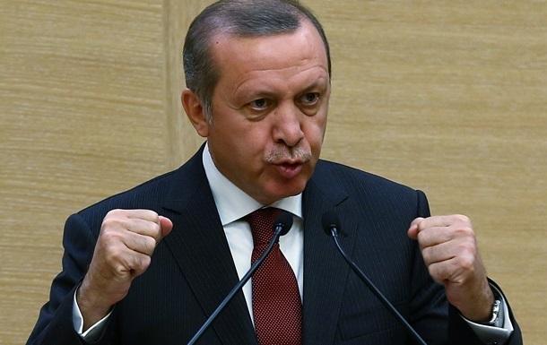 Турция уничтожила 2 тысячи боевиков - Эрдоган