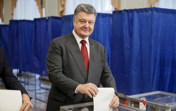 Порошенко объяснил срыв выборов в Мариуполе