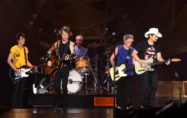 The Rolling Stones в 2016 выпустит альбом