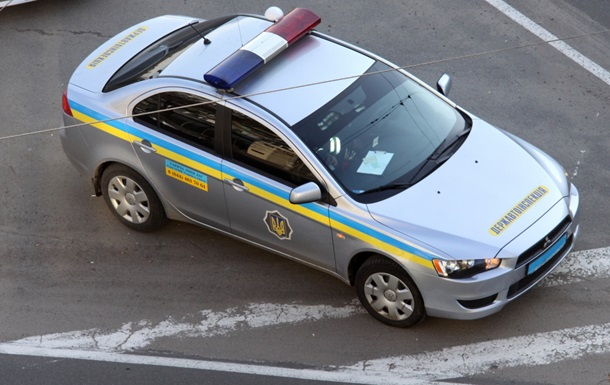На Одесчине гаишники отстреливались от похитителей Mitsubishi