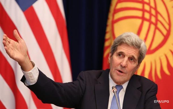 Керри: Донбассу должны предоставить особый статус
