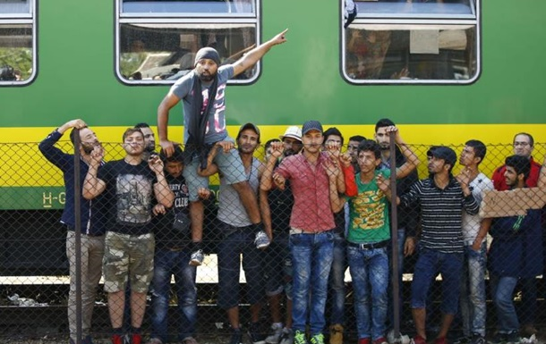 Европа в миграционном кризисе