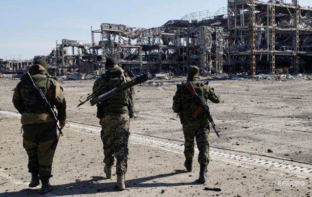 Военные заявили об обстрелах под Донецком