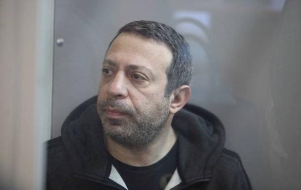 Силовики привезли Корбана в Киев