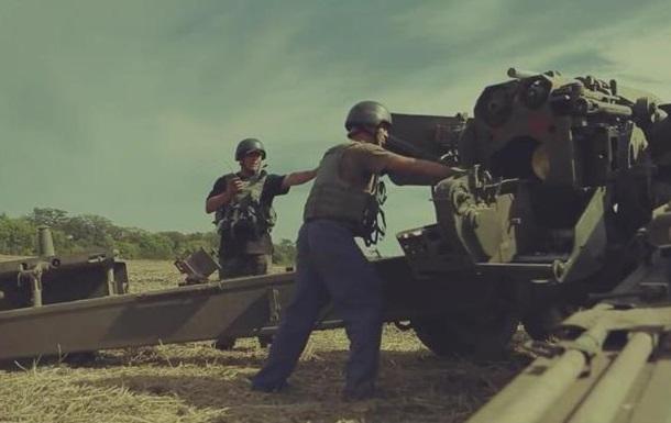 Минобороны показало фильм об украинской артиллерии