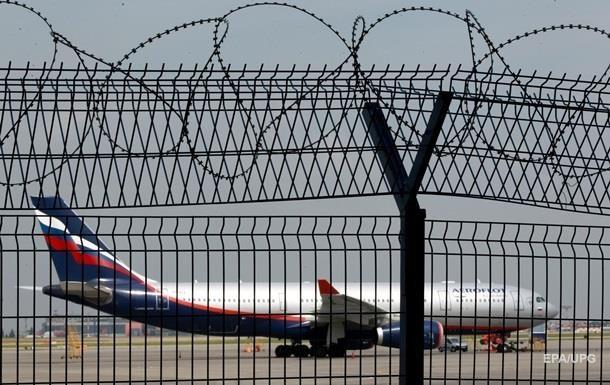 Украина и РФ не ведут переговоры об авиасообщении