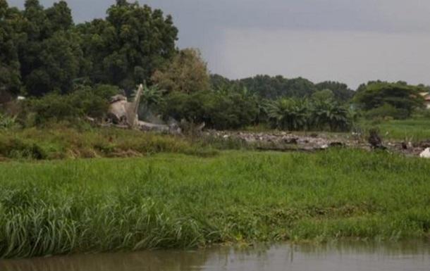 Крушение Ан-12 в Южном Судане: более 40 погибших - СМИ