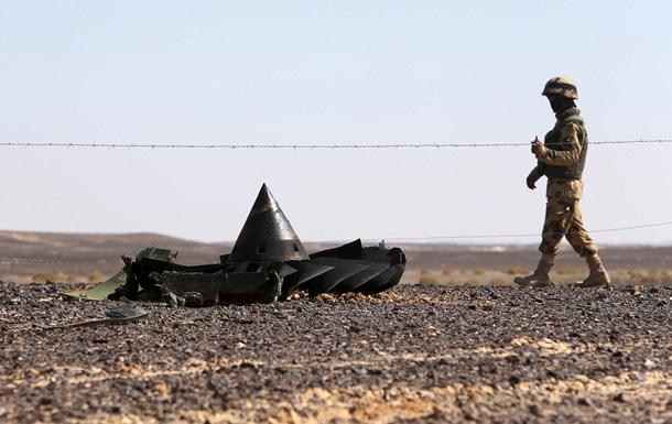 Крушение российского Airbus A321 в Египте на себя взял ИГИЛ