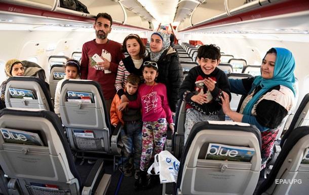 Еврокомиссия: Половина стран ЕС не готова принять беженцев