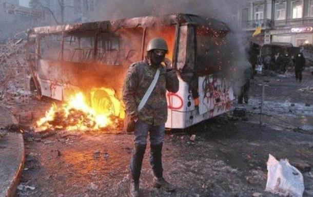 Запад увидел гражданскую войну в Украине