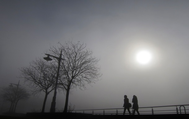 В ближайшие дни Киев накроют туманы