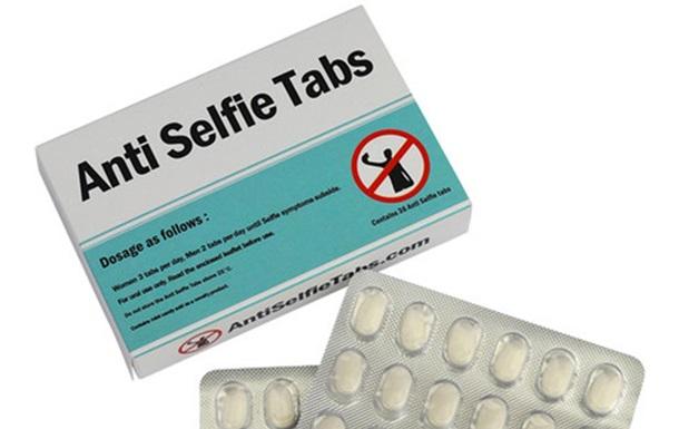 Таблетки от селфи-зависимости
