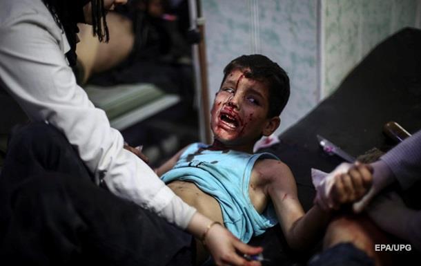 В Сирии применялся иприт - эксперты