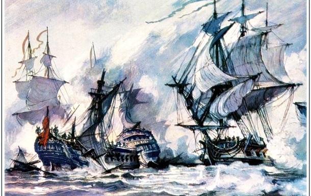 Российский флот, славные страницы истории. К годовщине Патрасской битвы
