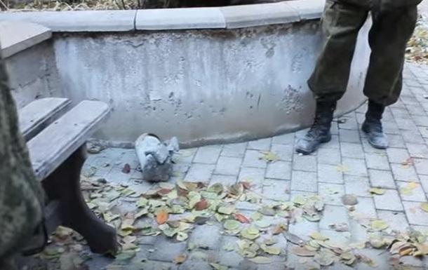 Донетчане рассказали об обстреле центра города