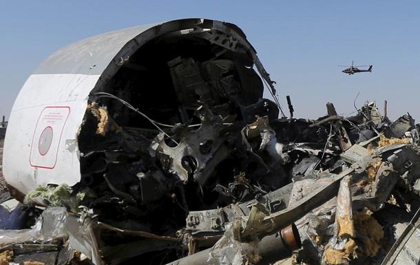 Крушение А321: бортовой самописец зафиксировал шум