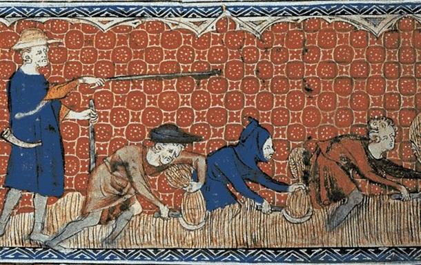 Великий потоп  вызвал голод в средневековой Европе - ученые