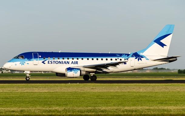 Estonian Air прекращает деятельность из-за банкротства